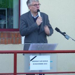 Inauguration de l'école Ardenay 28 nov - 10