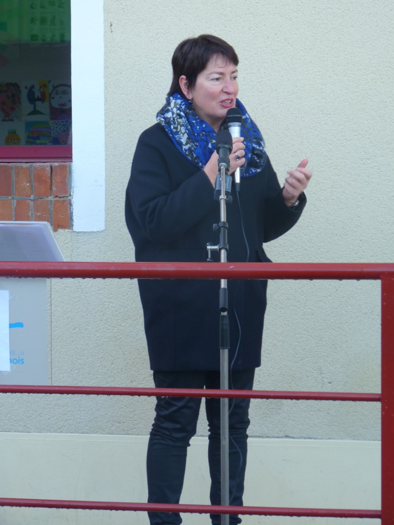 Inauguration de l'école Ardenay 28 nov - 12