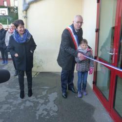 Inauguration de l'école Ardenay 28 nov - 13