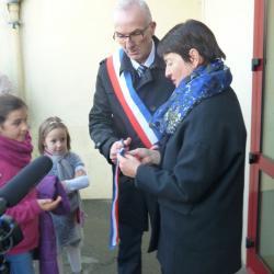 Inauguration de l'école Ardenay 28 nov - 15