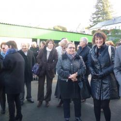 Inauguration de l'école Ardenay 28 nov - 17