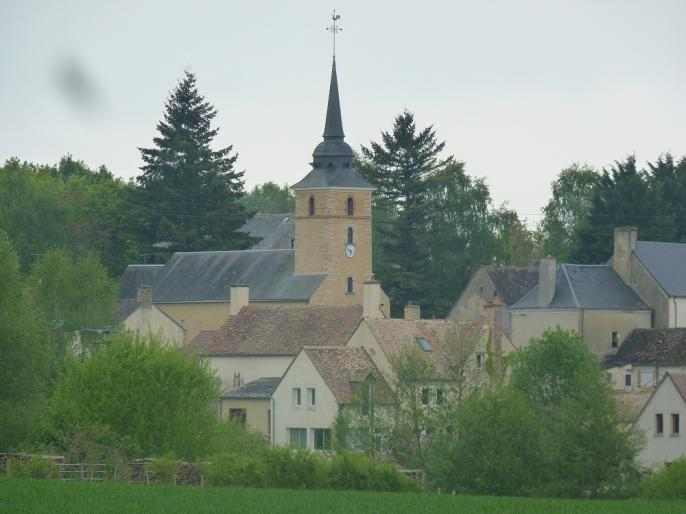 Village Ardenay Sur Merize 1